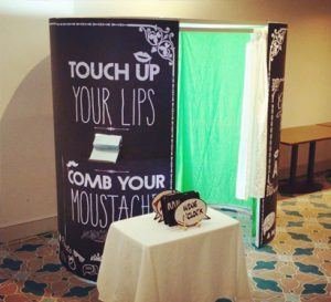photo booth hire north wales