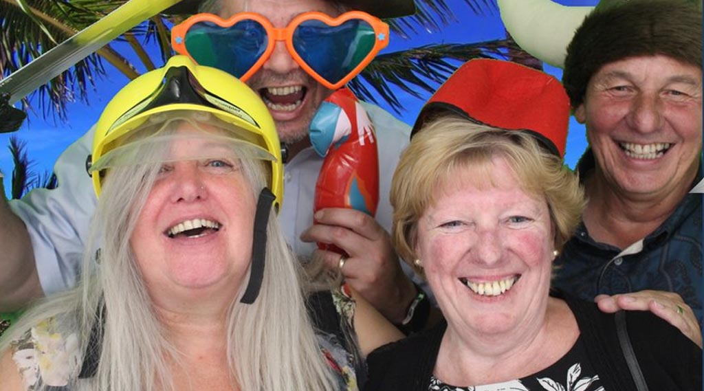 photo booth hire wirral